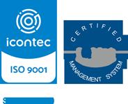 Certificado gestión de calidad ICONTEC