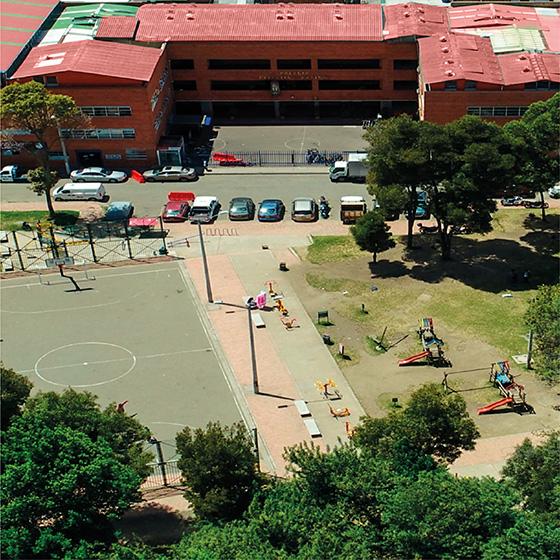 Sede Administrativa Colegio Celestin Freinet