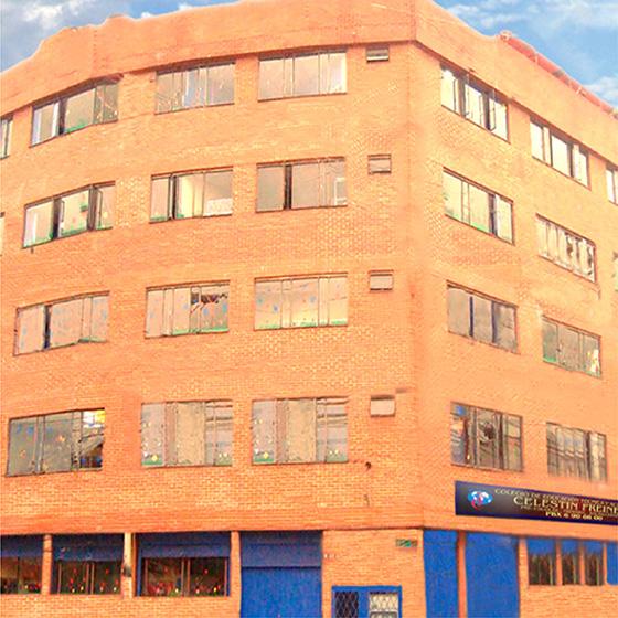 Sede Villa Maria Colegio Celestin Freinet