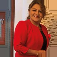 Soraya González | Rectora CCF