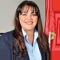 Yudy Alegría González | Rectora CCF