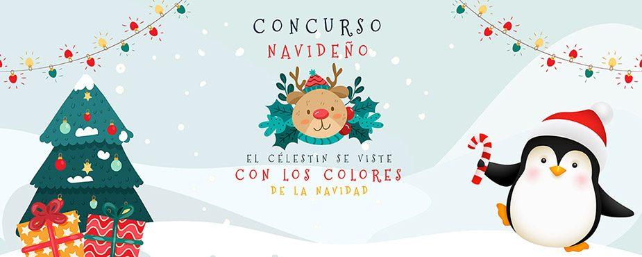 El Célestin se viste con los colores de la Navidad