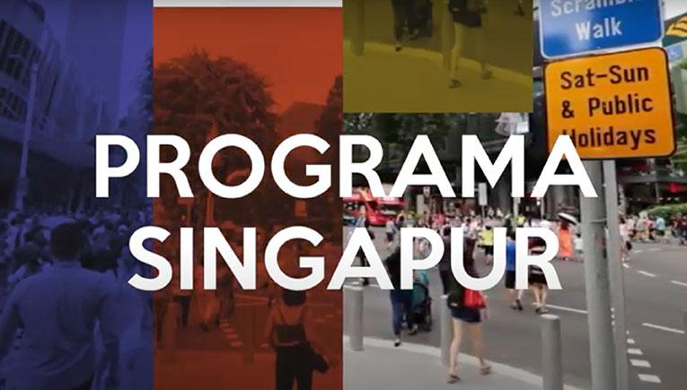 Programa Singapur Matemáticas
