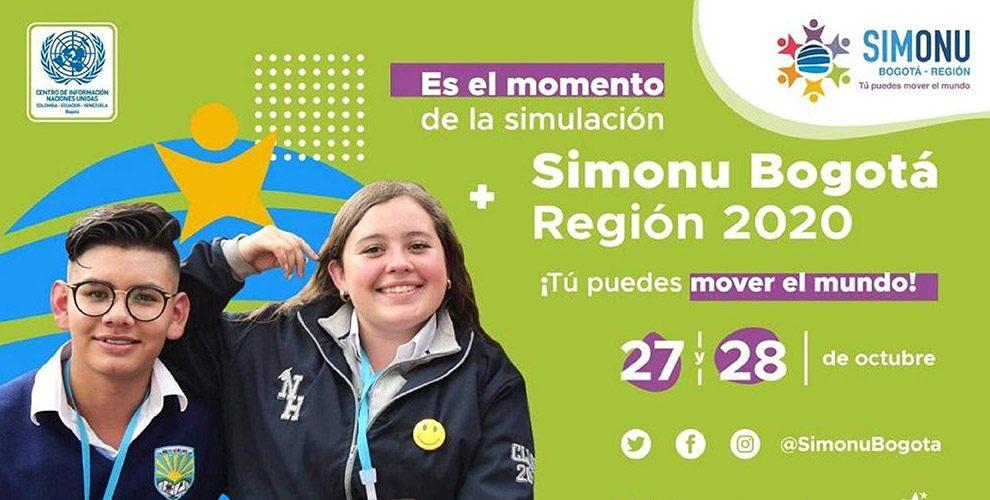 Participación en el Simonu Bogotá Región 2020