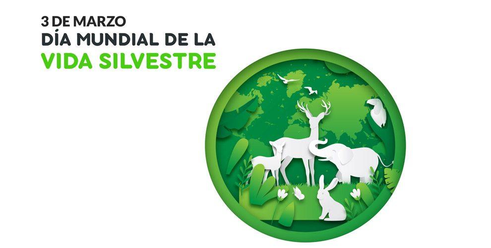 Día Mundial de la Vida Silvestre | 3 de Marzo