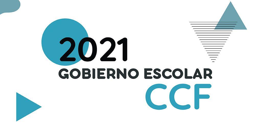Gobierno Escolar CCF 2021