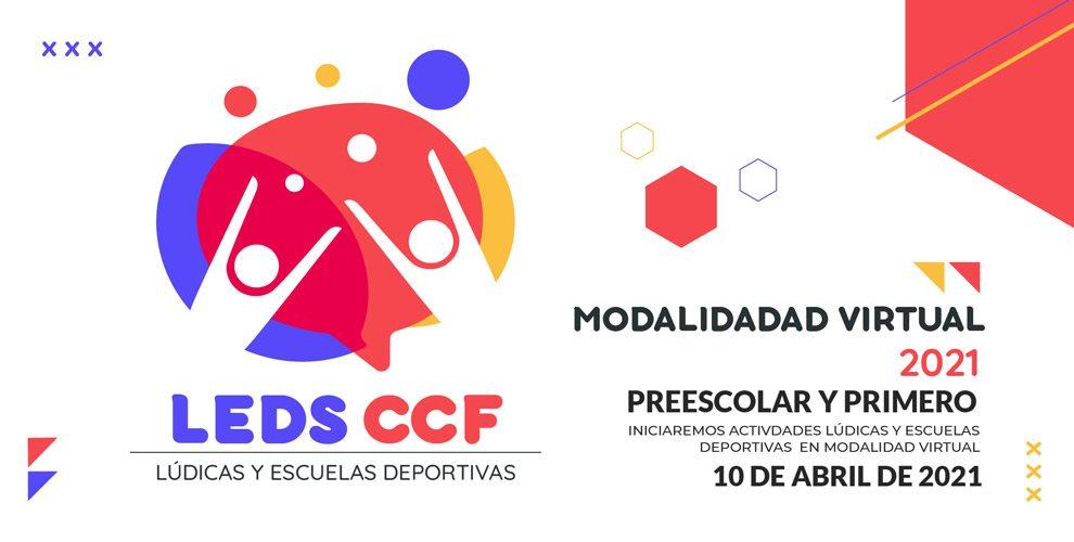 LEDS CCF | Lúdicas y Escuelas Deportivas