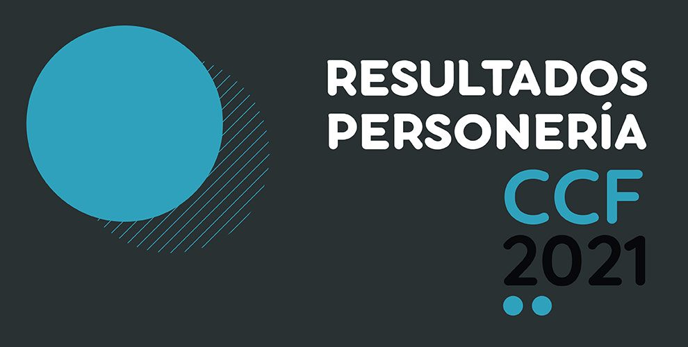 Resultados Elecciones Personería CCF 2021